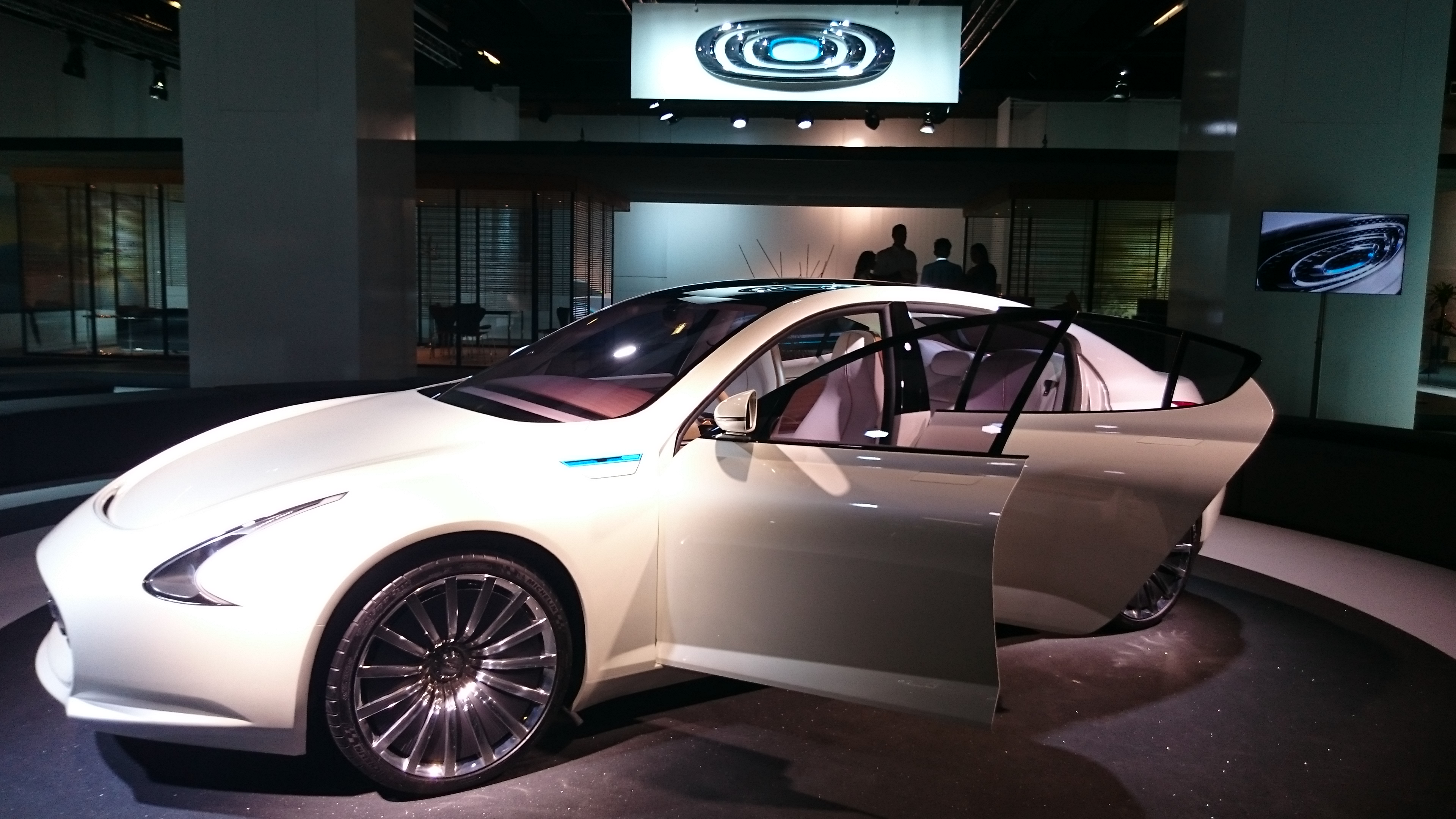 Fotos 360 del Thunder Power #VidePan en #IAA2015