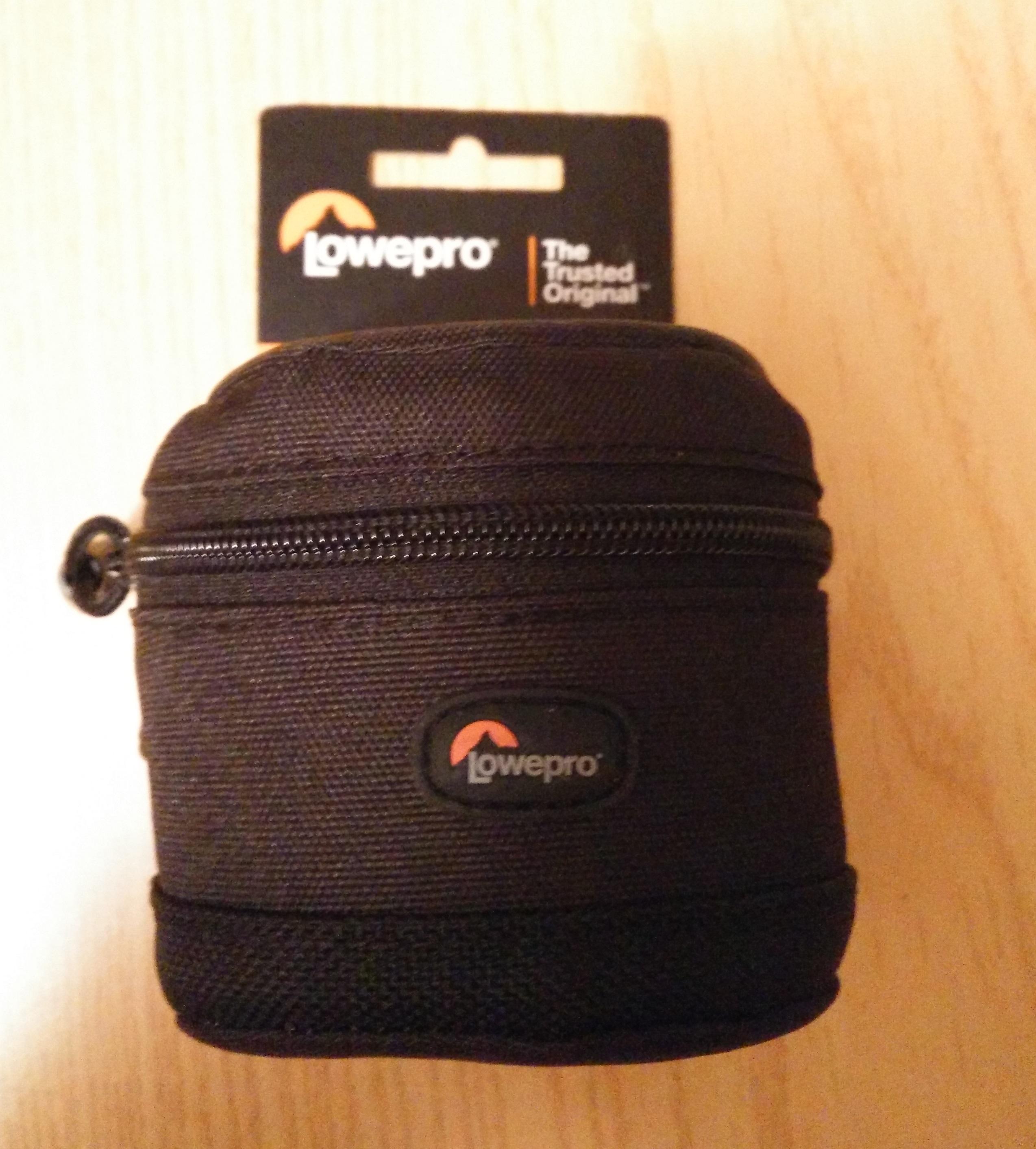 Bolsa de transporte Lowepro para cámaras VidePan