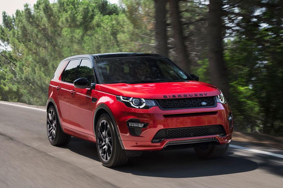 Fotos 360 del Land Rover Discovery Sport #VidePan en #IAA2015