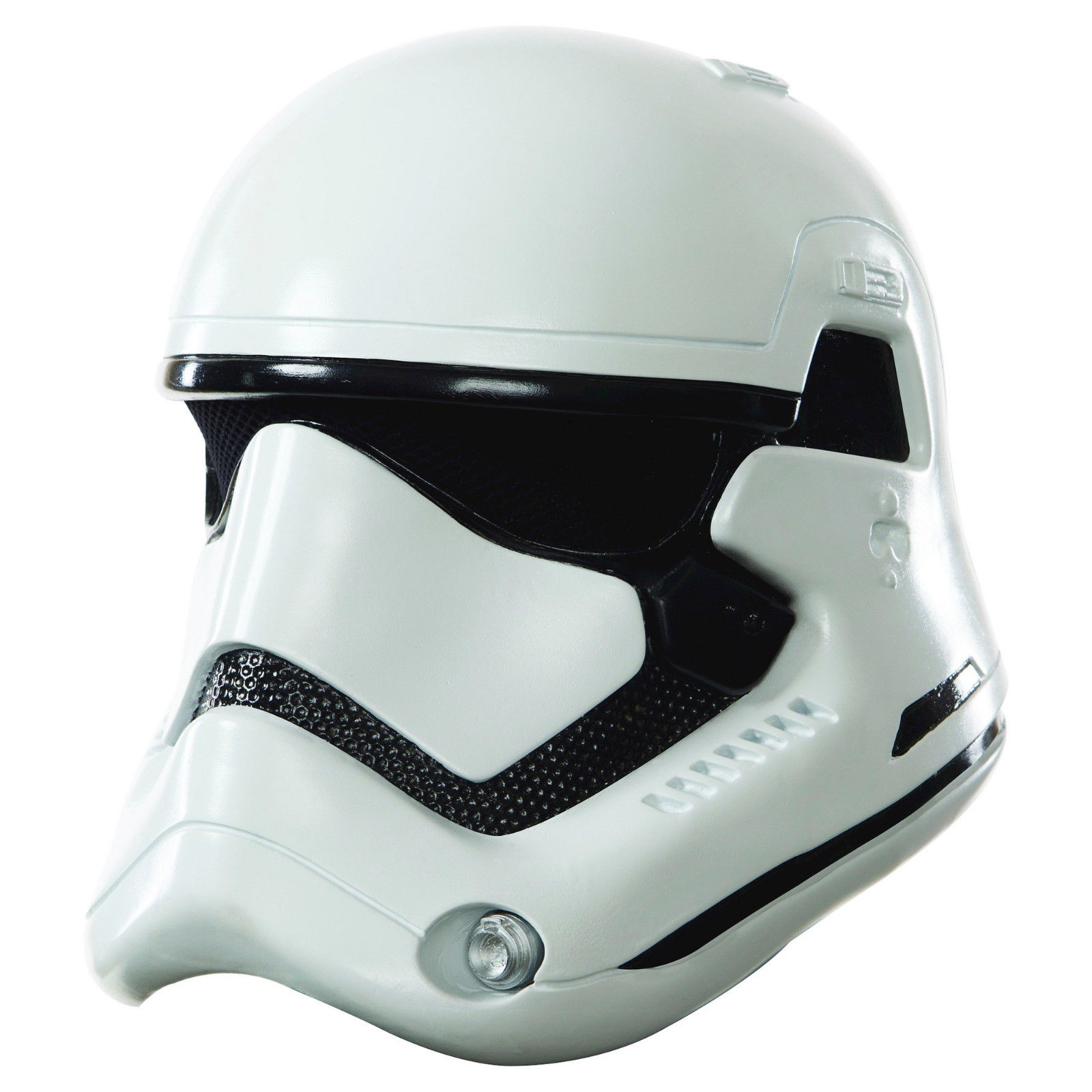 Fotos 360 del casco First Order Stormtrooper (II) #VidePan #FacetheForce #StarWars #Madrid