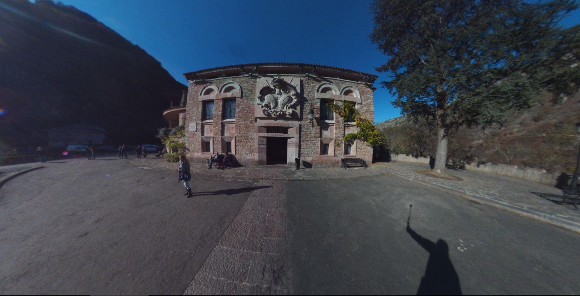 Fotos 360 Casa Capitular de Covadonga. #VidePan por #Asturias