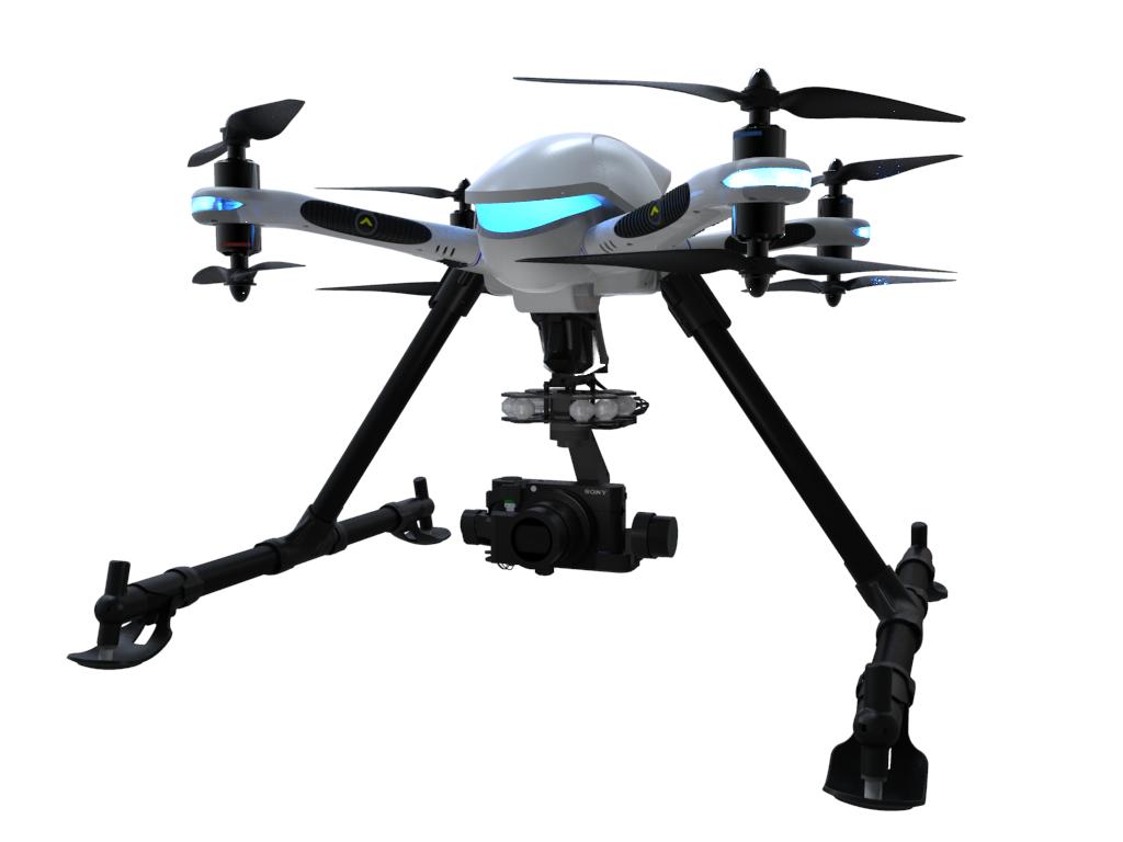 Avance del diseño de nuestros drones. #VidePan #Plexidrone