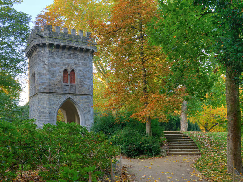 Fotos 360 Rothschildpark. #VidePan por #Frankfurt