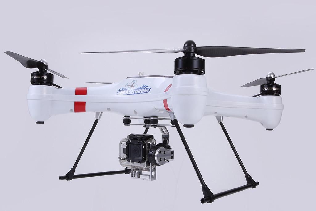 Nuevo drone de #VidePan #SplashDrone