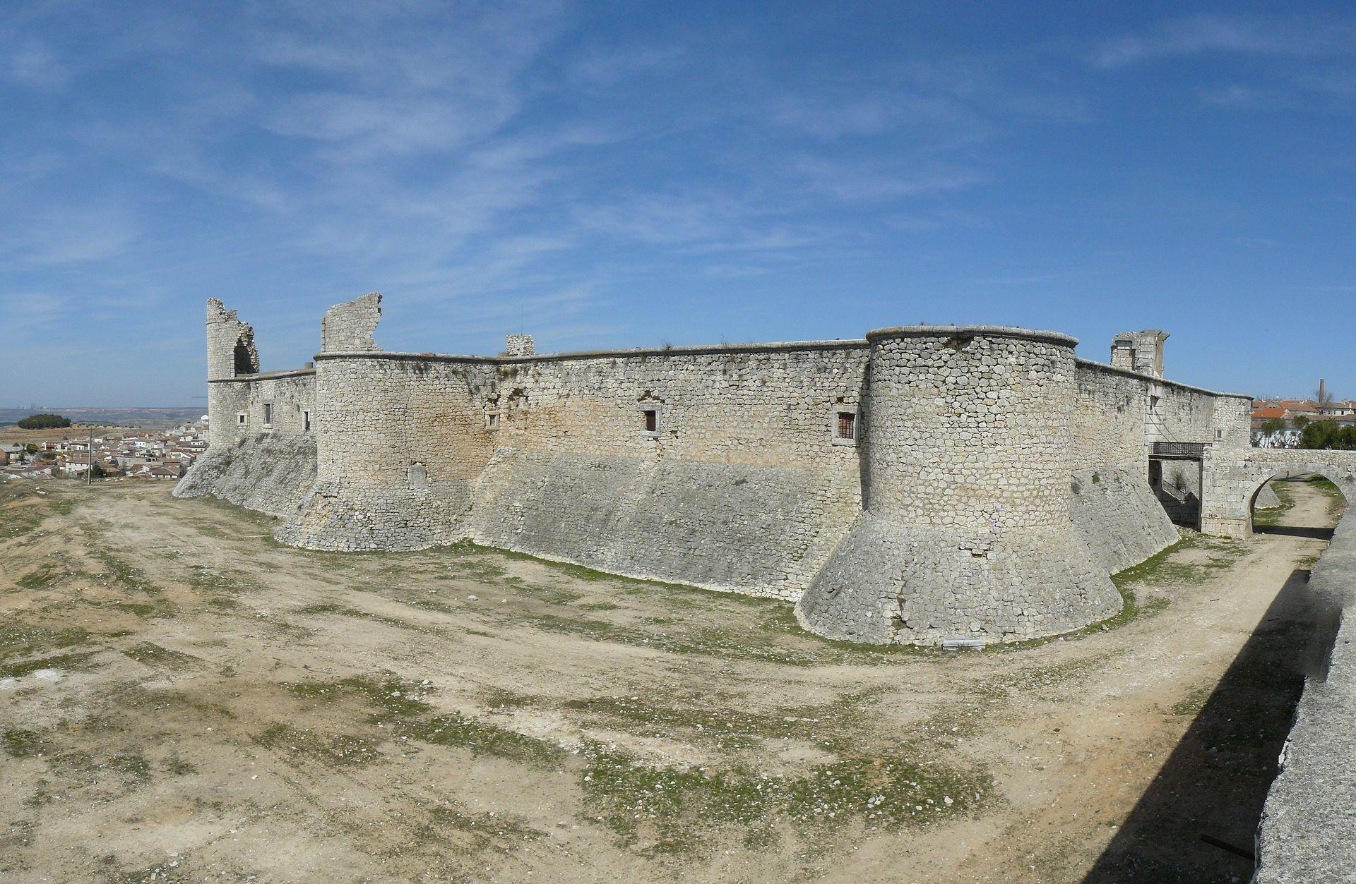 Fotos 360 (Parte 2) Castillo de Chinchón. #VidePan por #Madrid