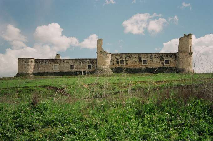 Fotos 360 Castillo de Chinchón. #VidePan por #Madrid