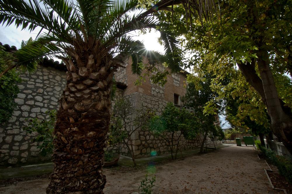 Fotos 360 Jardin Don Abraham Quintanilla Morata de Tajuña. #VidePan por #Madrid