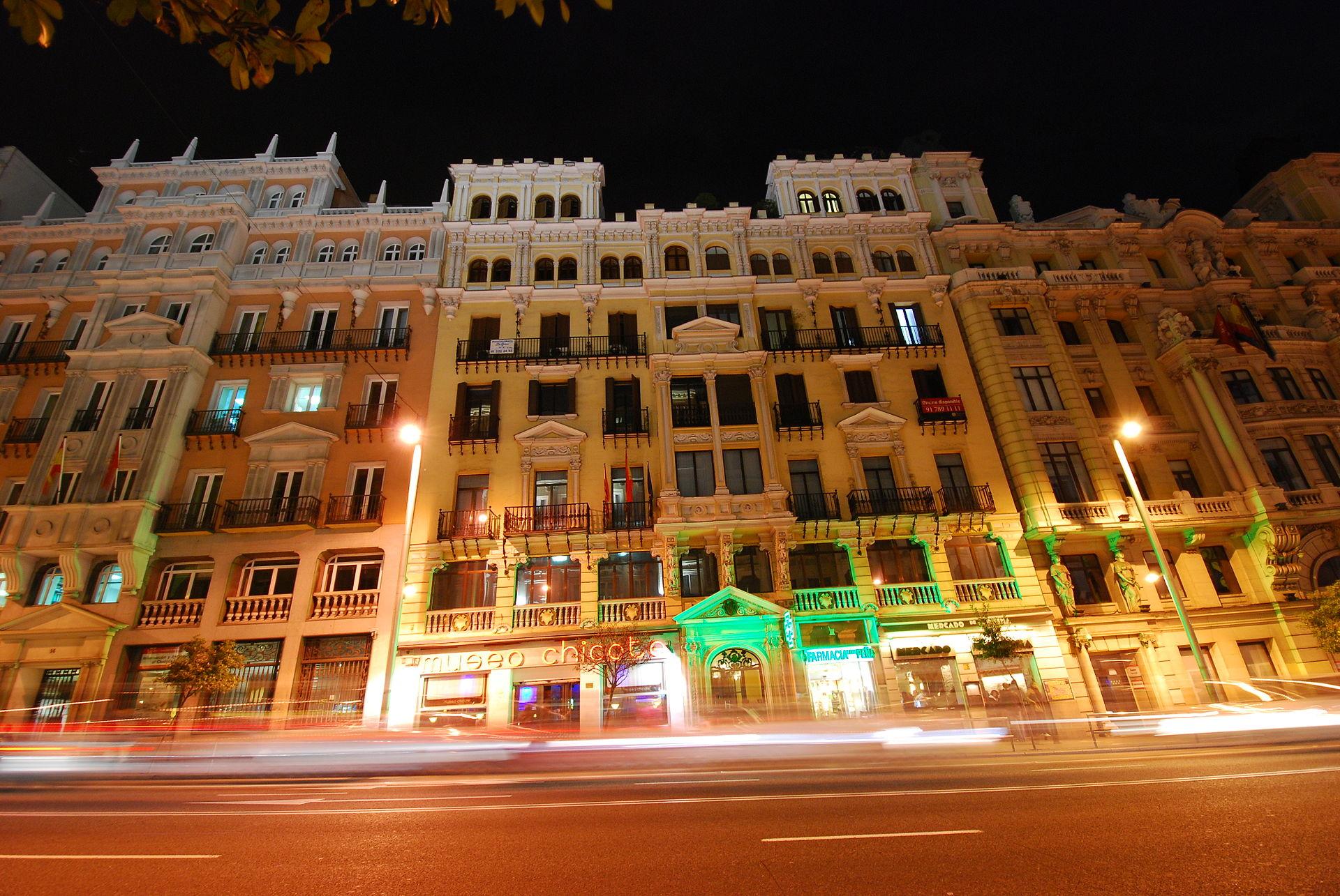 Fotos 360 Museo Chicote. #VidePan por #Madrid