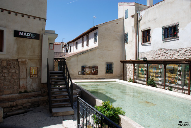 Fotos 360 oficina de turismo de chinch n videpan por for Oficina turismo francia en madrid