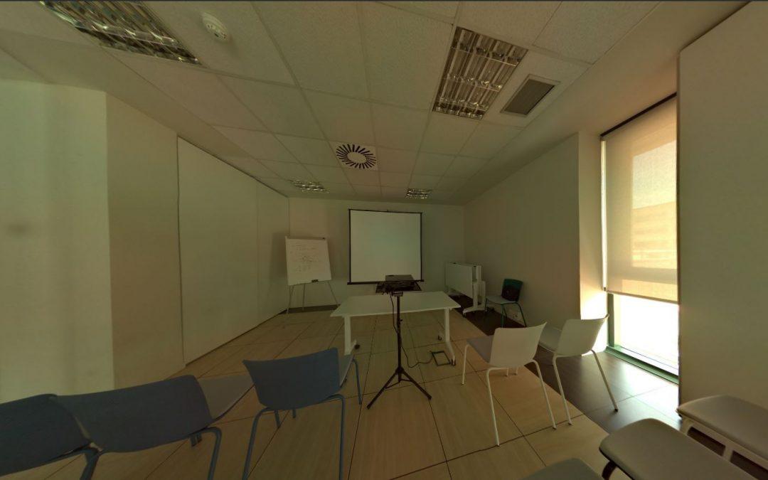 Foto 360 Sala de formación planta 3 de @KabelSistemas