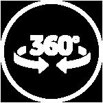 Foto 360 grados esféricos