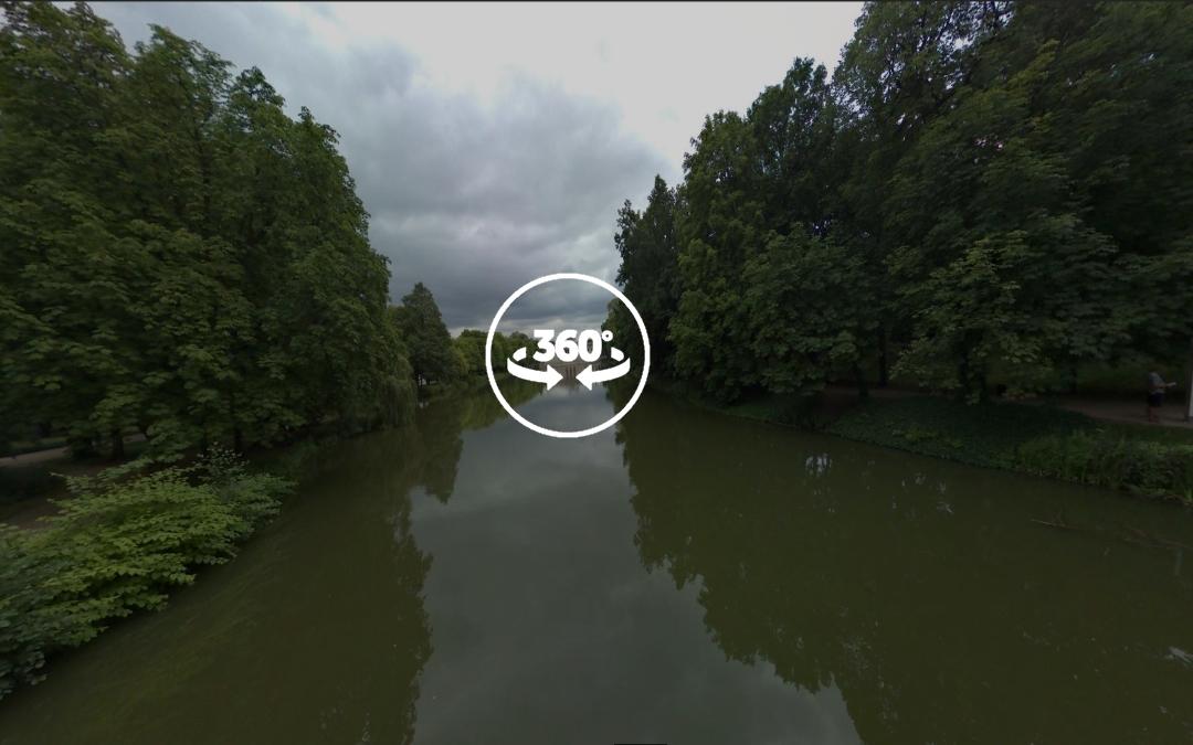 Foto 360 Stawy Lazienkowskie. VidePan en Polonia