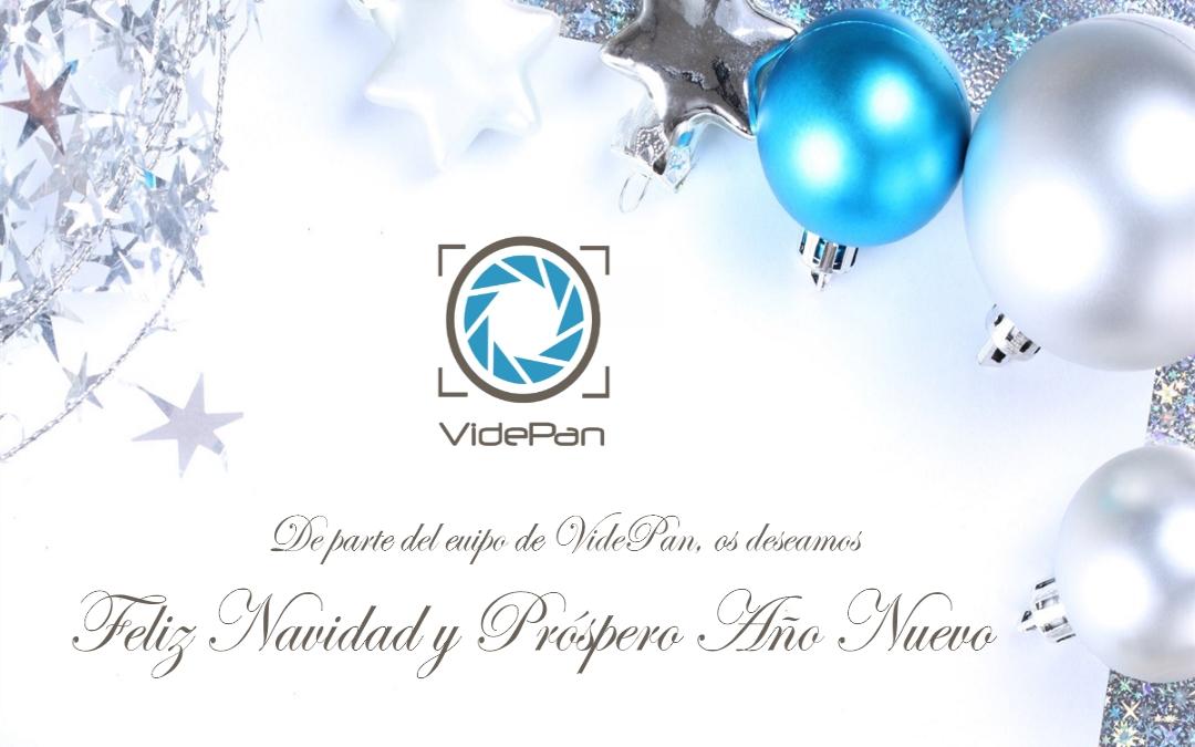 Feliz Navidad y Próspero Año Nuevo de Parte de VidePan