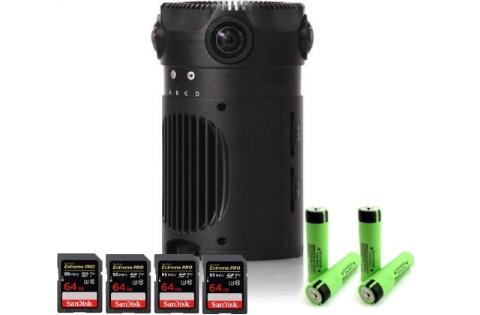 Alquiler Z CAM S1 con baterías