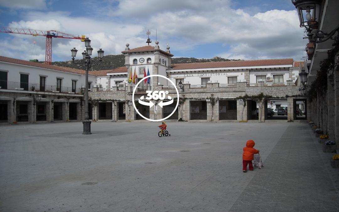 Vídeos 360 Hoyo de Manzanares (Madrid) grabados con Z CAM S1