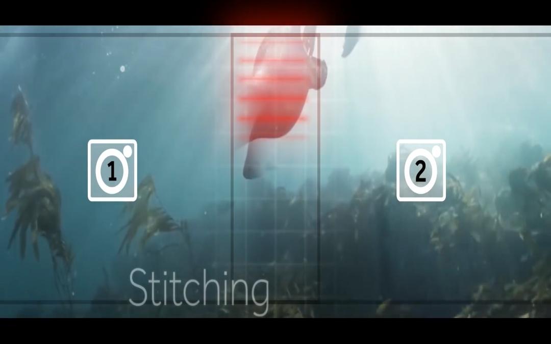 Stitching con Z CAM S1