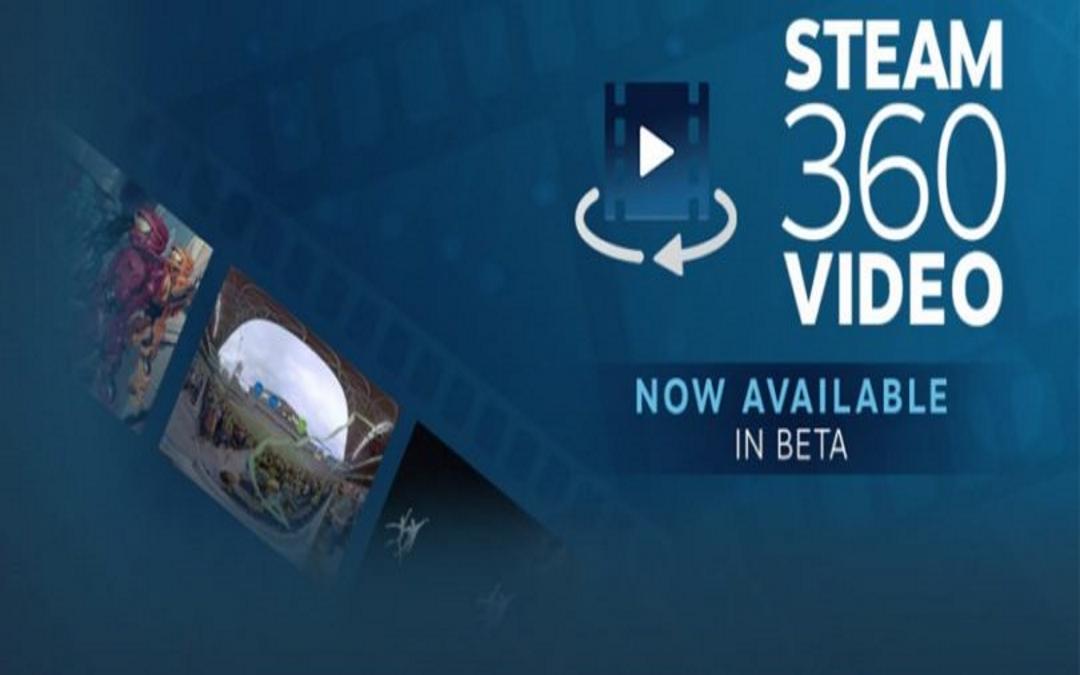 Valve lanza el reproductor de vídeo 360 para PC de gama alta