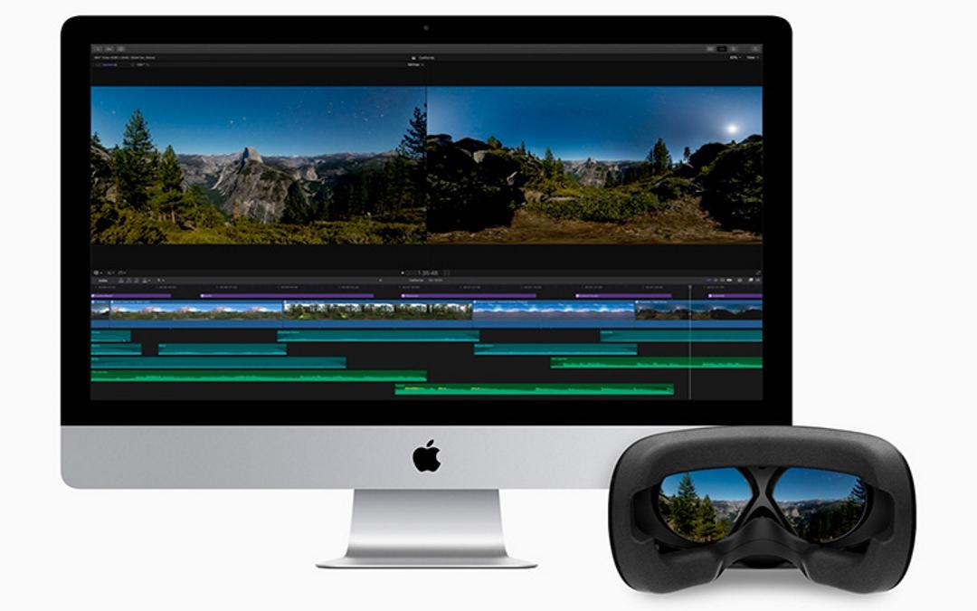Final Cut Pro X de Apple añade herramientas para edición de vídeo 360