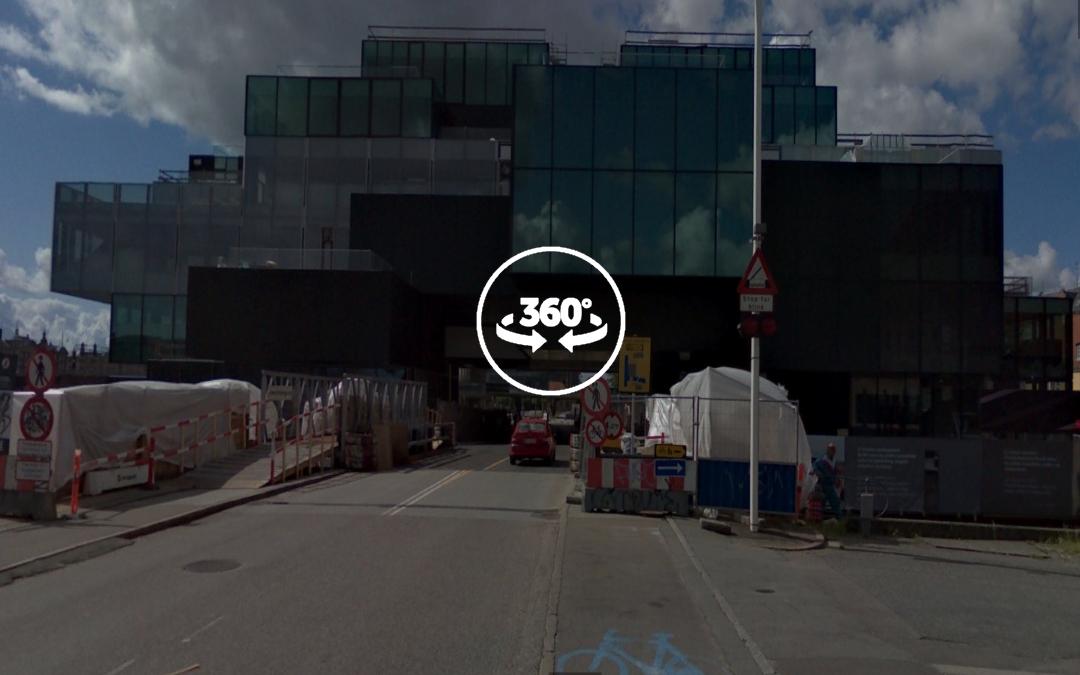 Foto 360 BLOX. VidePan en Copenhague
