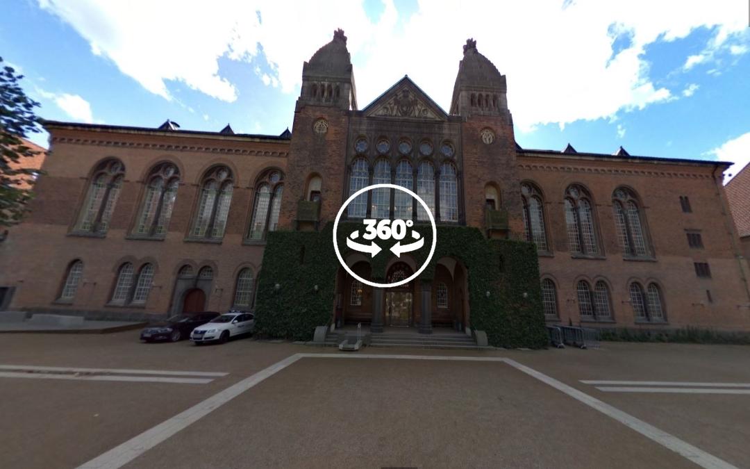 Foto 360 Dansk Jødisk Museum. VidePan en Copenhague