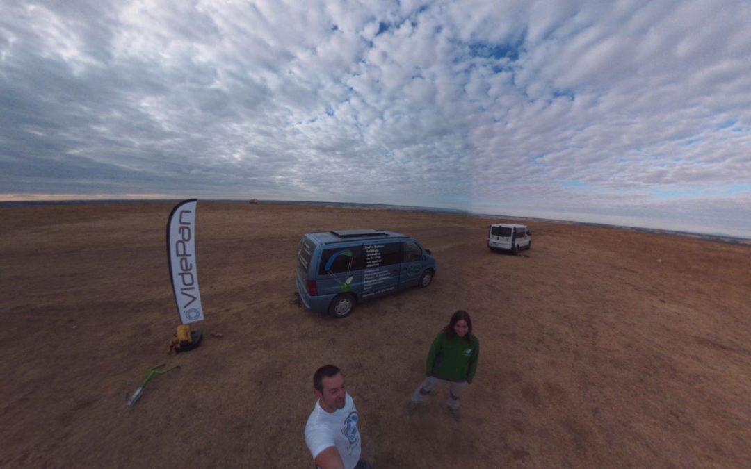 Foto 360 Evento con Parapente Madrid
