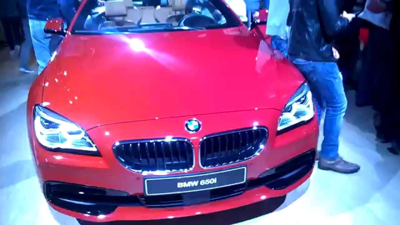 Fotos 360 del BMW 650i cabrio #VidePan en #IAA2015