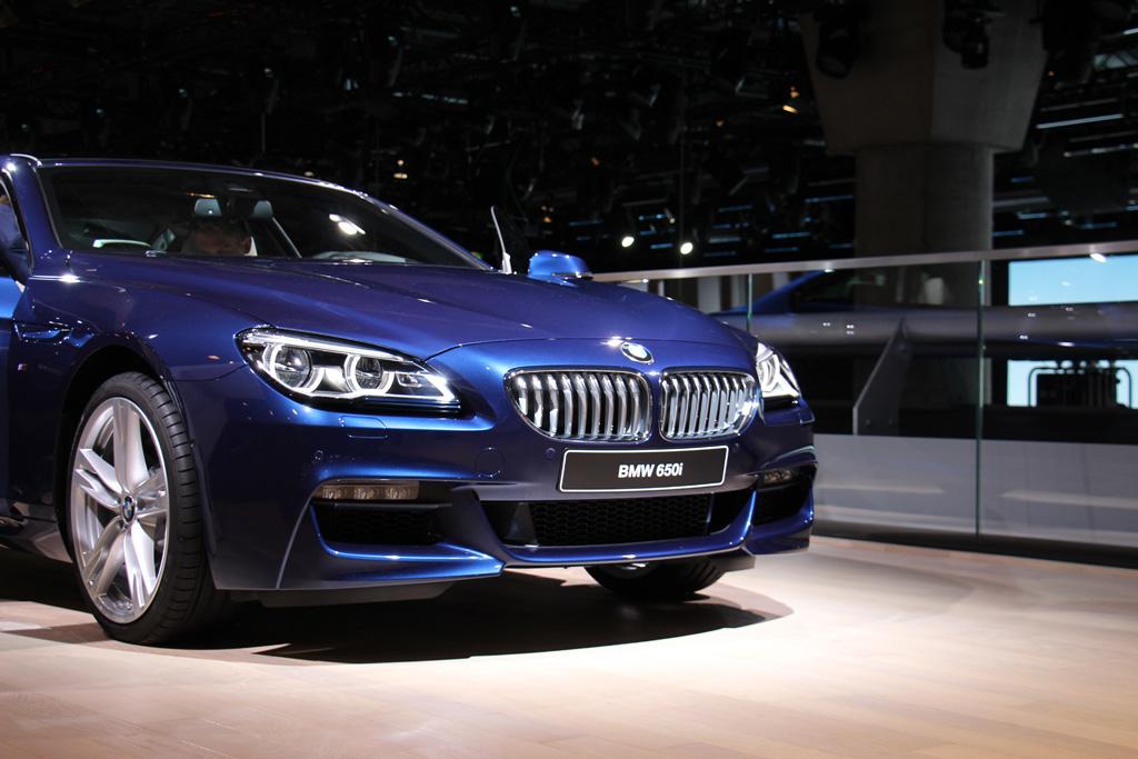 Fotos 360 del BMW 650i #VidePan en #IAA2015