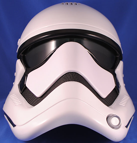Fotos 360 del casco First Order Stormtrooper #VidePan #FacetheForce #StarWars #Madrid