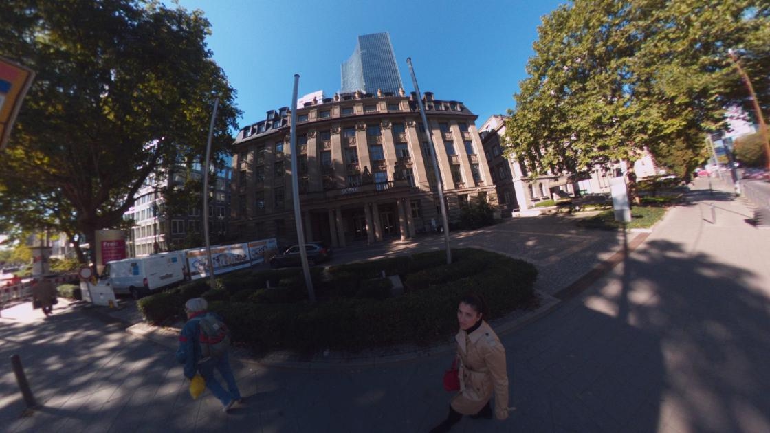 Fotos 360 SKYPER Villa. #VidePan por #Frankfurt