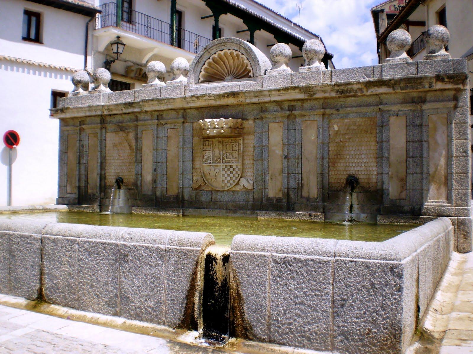 Fotos 360 La Fuente Arriba de Chinchón. #VidePan por #Madrid