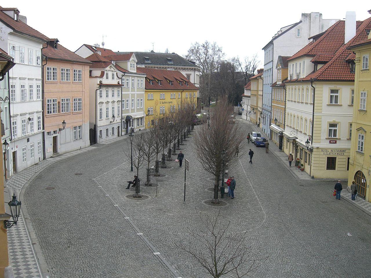 Fotos 360 Isla de Kampa. #VidePan por #Praga
