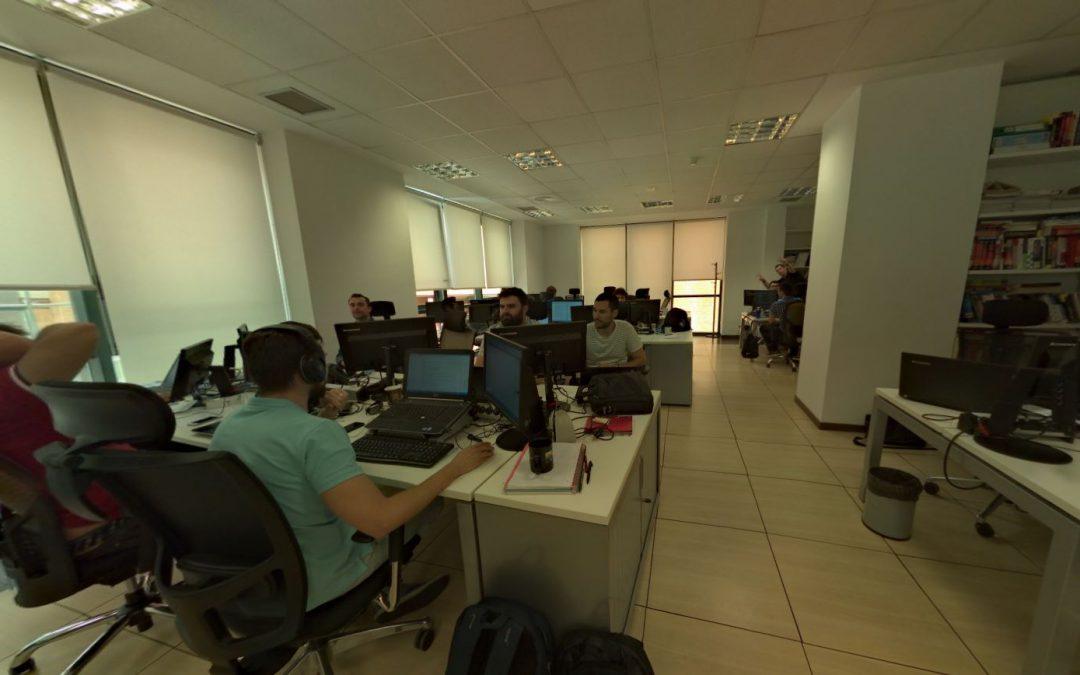 Foto 360 Área de Desarrollo de @KabelSistemas