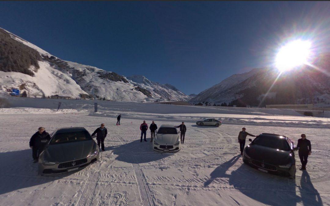 Foto 360 Evento de conducción @Maseratiespana