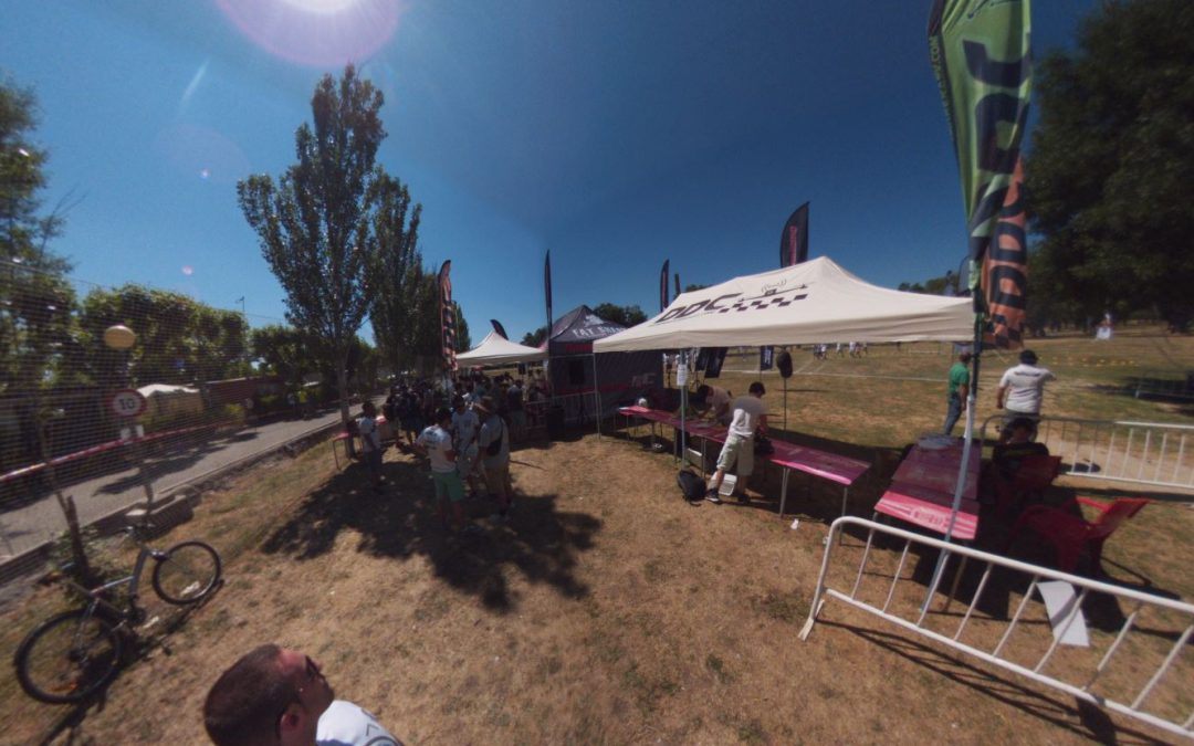 Foto 360 Área de Pilotos de la FPV Racing Spain