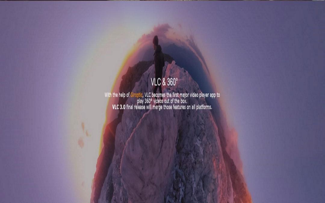 VLC permitirá reproducir vídeos en 360 grados