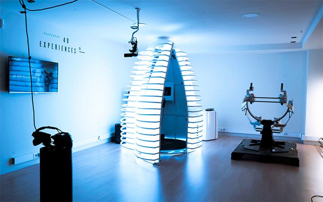 @visyon360 abre en Barcelona un showroom de 250 metros cuadrados