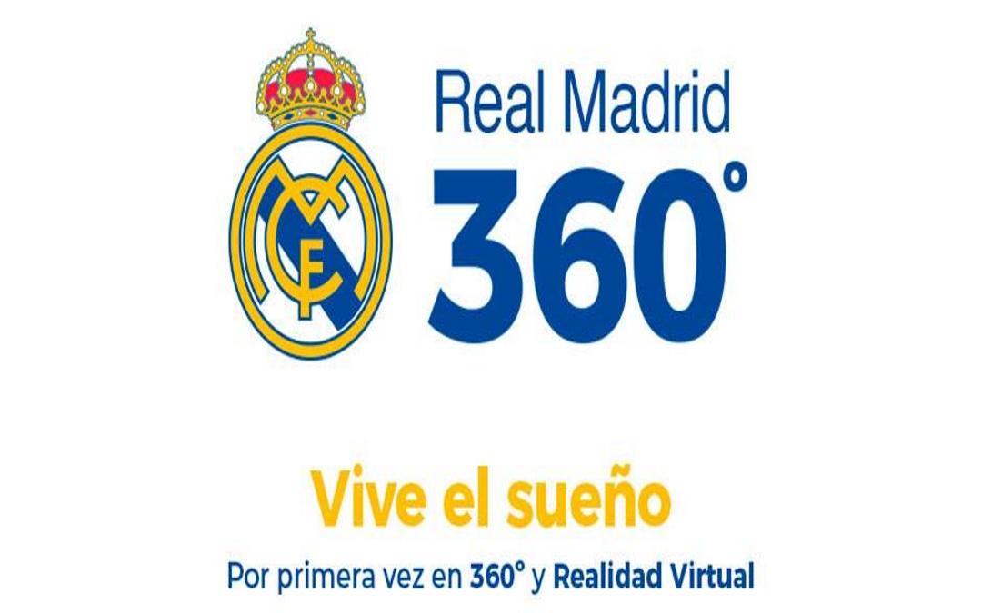 El Real Madrid lanza un canal 360° y realidad virtual